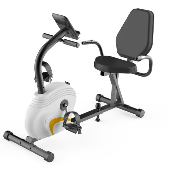 Pyle - SLXB3 , Home and Office , Fitness Equipment - Home Gym , Home/Office Recumbent Exercise Bike - Bicycle Pedaling Fitness Machine