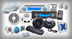 Pyle - Marine Audio Accessories, Marine Video Accessories
